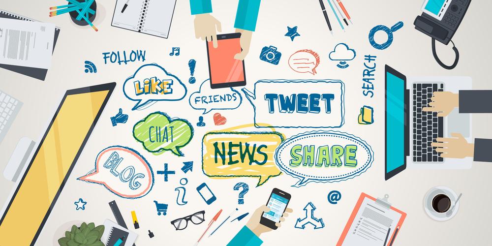 Adapter ses contenus aux réseaux sociaux